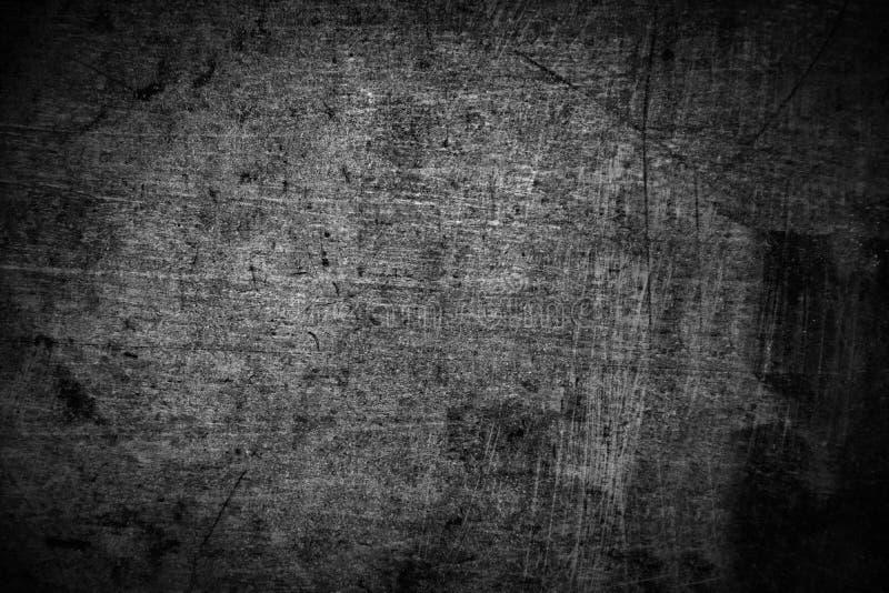 Μαύρο υπόβαθρο ταπετσαριών σύστασης demage στοκ εικόνα με δικαίωμα ελεύθερης χρήσης