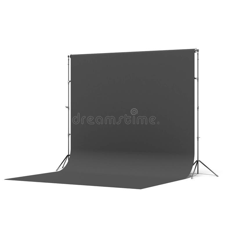 Μαύρο υπόβαθρο φωτογραφιών ελεύθερη απεικόνιση δικαιώματος