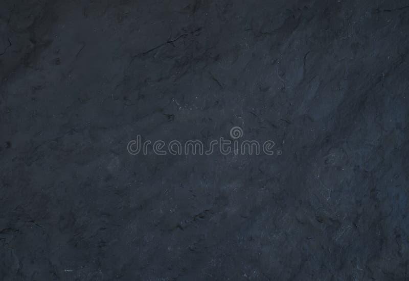 Μαύρο φυσικό σύσταση ή υπόβαθρο πετρών πλακών στοκ φωτογραφίες
