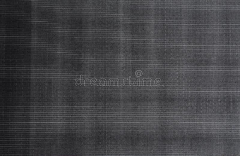 Μαύρο χρώμα σχεδίων τούβλου στοκ φωτογραφίες με δικαίωμα ελεύθερης χρήσης