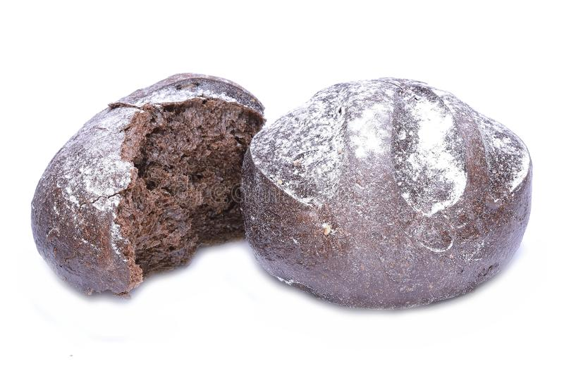 Μαύρο ψωμί στοκ εικόνα με δικαίωμα ελεύθερης χρήσης