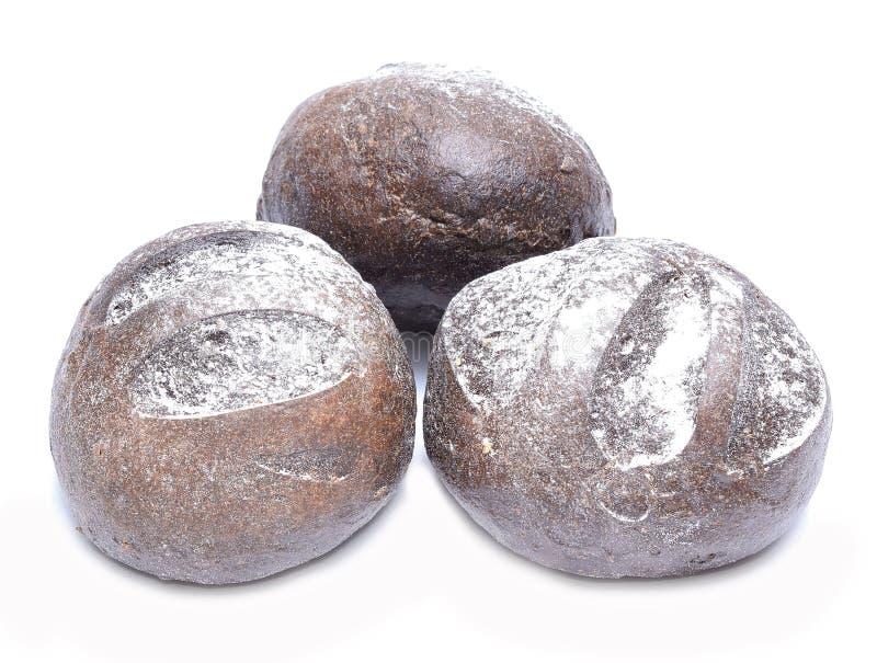 Μαύρο ψωμί στοκ εικόνες με δικαίωμα ελεύθερης χρήσης