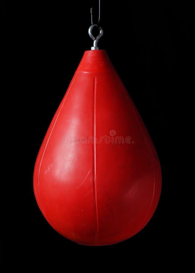 μαύρο punching τσαντών ανασκόπηση&sigma στοκ εικόνες