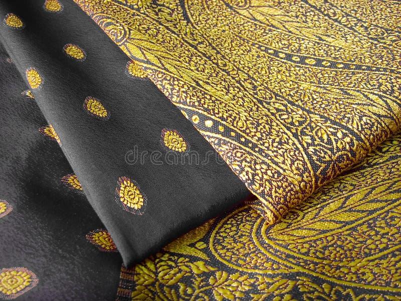 μαύρο saree στοκ φωτογραφίες με δικαίωμα ελεύθερης χρήσης