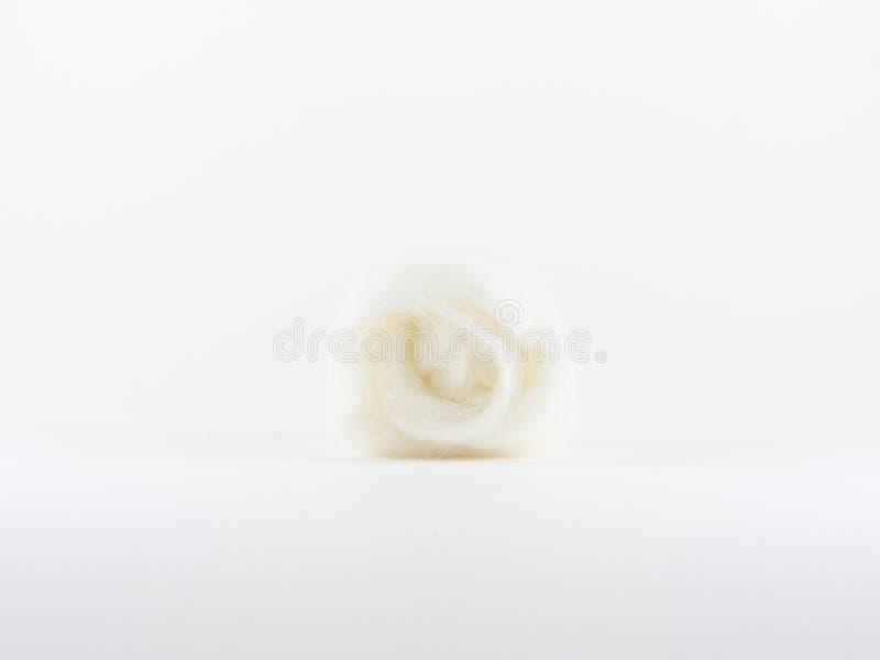 Μαλλί προβάτων στοκ φωτογραφία με δικαίωμα ελεύθερης χρήσης
