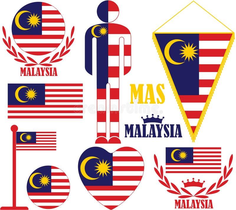 Μαλαισία ελεύθερη απεικόνιση δικαιώματος