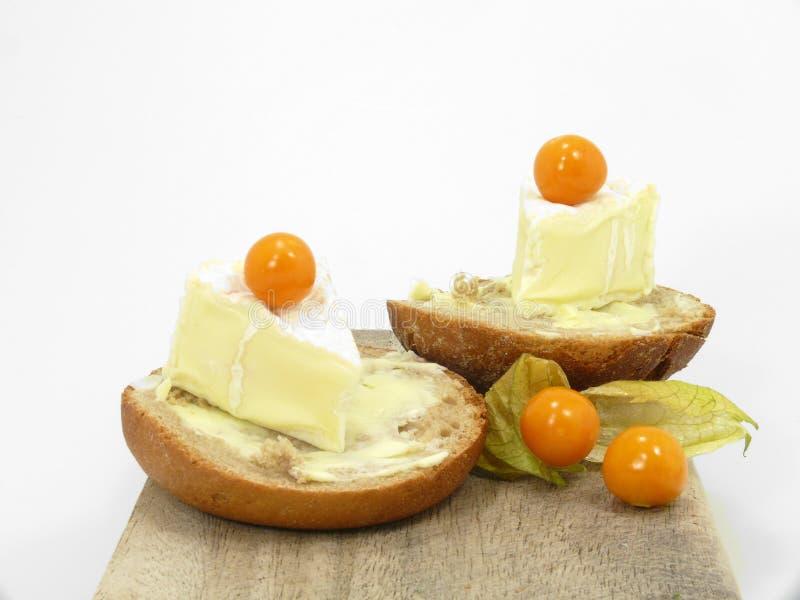 Μαλακό τυρί στοκ εικόνα
