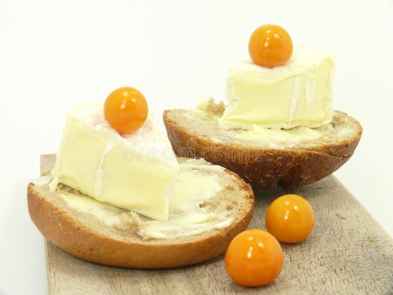 Μαλακό τυρί στοκ φωτογραφία