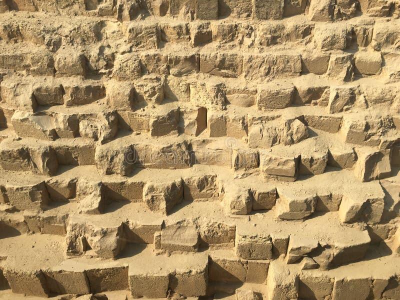μεγάλες πυραμίδες giza στοκ εικόνες με δικαίωμα ελεύθερης χρήσης