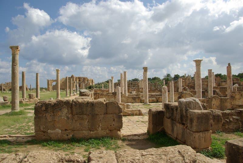μεγάλες ρωμαϊκές καταστ&rho στοκ φωτογραφία με δικαίωμα ελεύθερης χρήσης