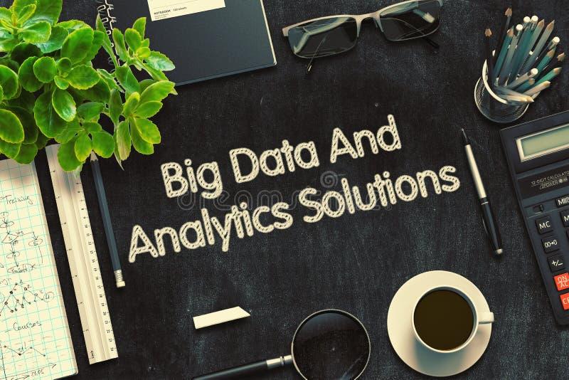 Μεγάλες στοιχεία και έννοια λύσεων Analytics τρισδιάστατος δώστε απεικόνιση αποθεμάτων