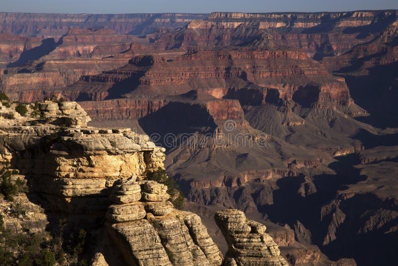 Μεγάλη ανατολή φαραγγιών, μεγάλο εθνικό πάρκο φαραγγιών, Αριζόνα στοκ φωτογραφία με δικαίωμα ελεύθερης χρήσης