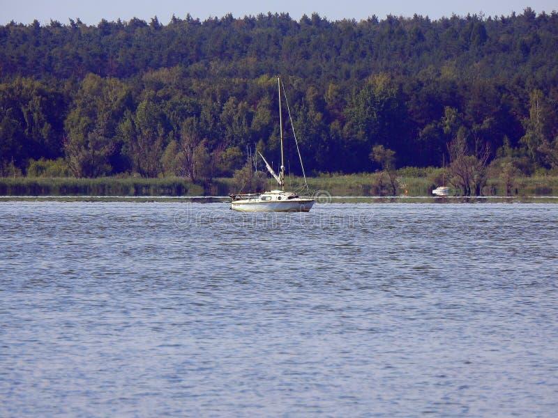 Μεγάλη λίμνη Turawa στοκ εικόνα με δικαίωμα ελεύθερης χρήσης