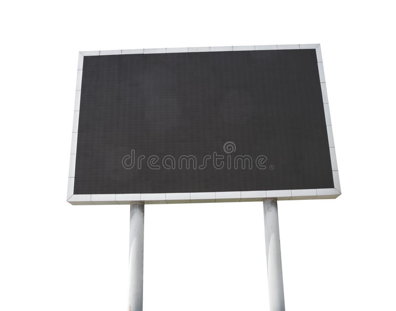 Μεγάλη οθόνη LCD στοκ φωτογραφίες