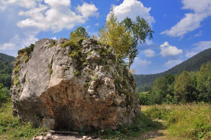 μεγάλη πέτρα στοκ φωτογραφίες