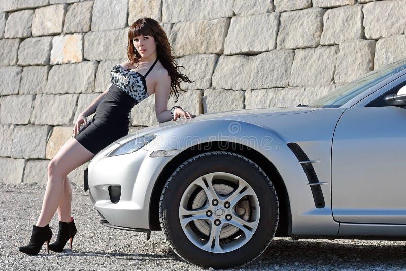μεγάλος αθλητισμός αυτοκινήτων στοκ φωτογραφία με δικαίωμα ελεύθερης χρήσης