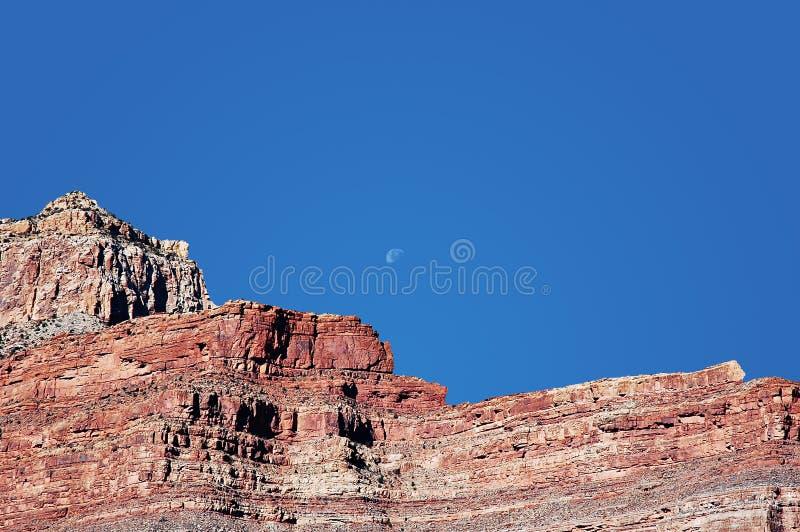 μεγάλος απότομων βράχων φαραγγιών στοκ φωτογραφίες με δικαίωμα ελεύθερης χρήσης