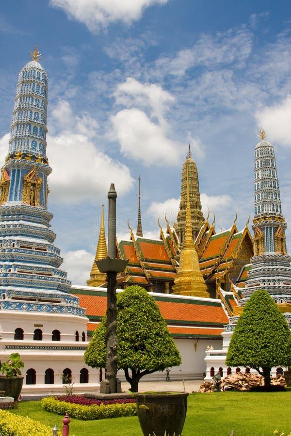 μεγάλος ναός παλατιών στοκ εικόνες