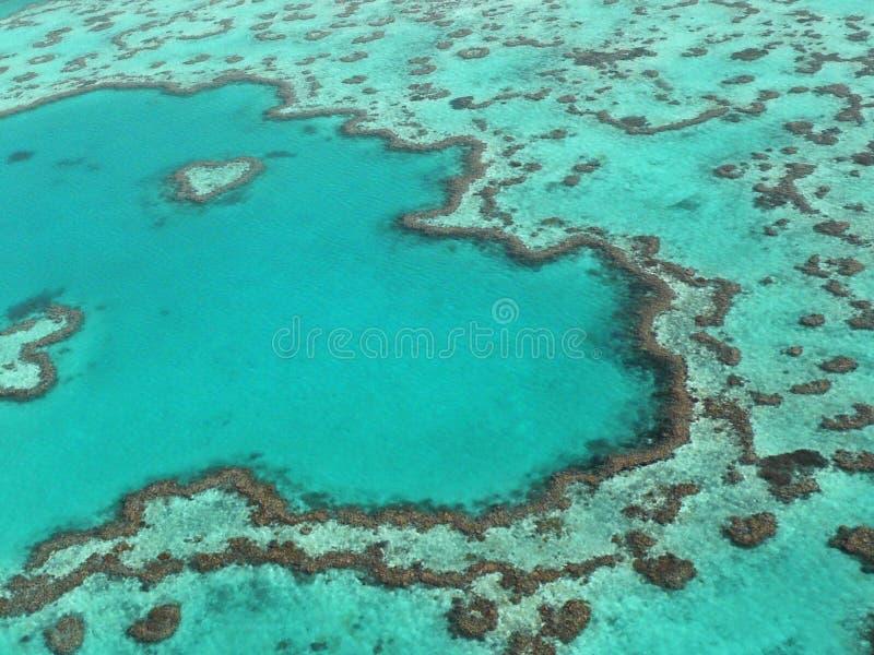 μεγάλος σκόπελος καρδ&io στοκ φωτογραφία με δικαίωμα ελεύθερης χρήσης