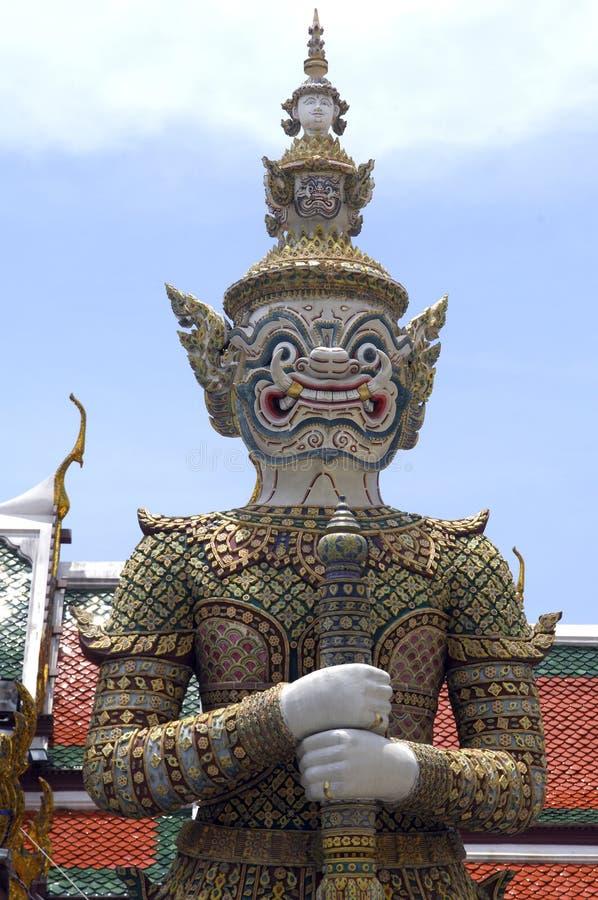 μεγάλο άγαλμα Ταϊλάνδη πα&lambd στοκ εικόνες με δικαίωμα ελεύθερης χρήσης