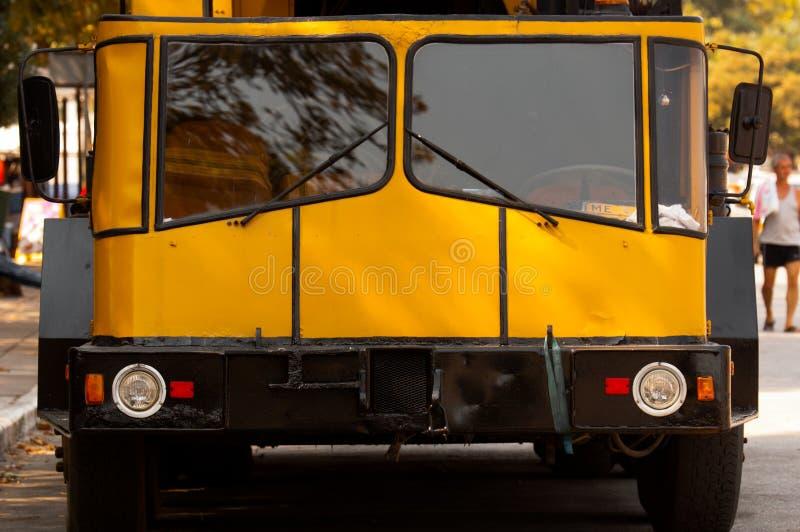 Μεγάλο βιομηχανικό αυτοκίνητο στοκ φωτογραφία με δικαίωμα ελεύθερης χρήσης