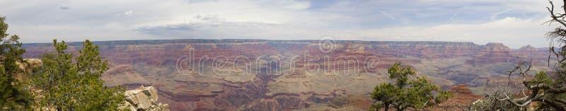 μεγάλο εθνικό πάρκο φαραγγιών στοκ εικόνα