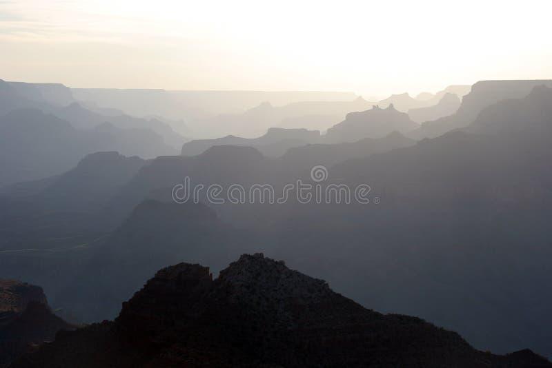 μεγάλο ηλιοβασίλεμα φα& στοκ φωτογραφία