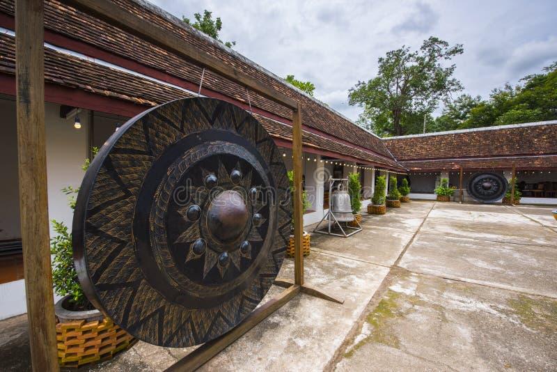 Μεγάλο κουδούνι στο ναό στοκ φωτογραφία με δικαίωμα ελεύθερης χρήσης