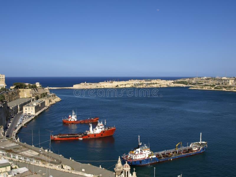 μεγάλο λιμάνι στοκ φωτογραφία