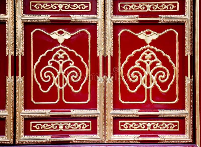 Μεγάλο μέγαρο Πεκίνο Gong πριγκήπων αιθουσών διακοσμήσεων στοκ εικόνα με δικαίωμα ελεύθερης χρήσης