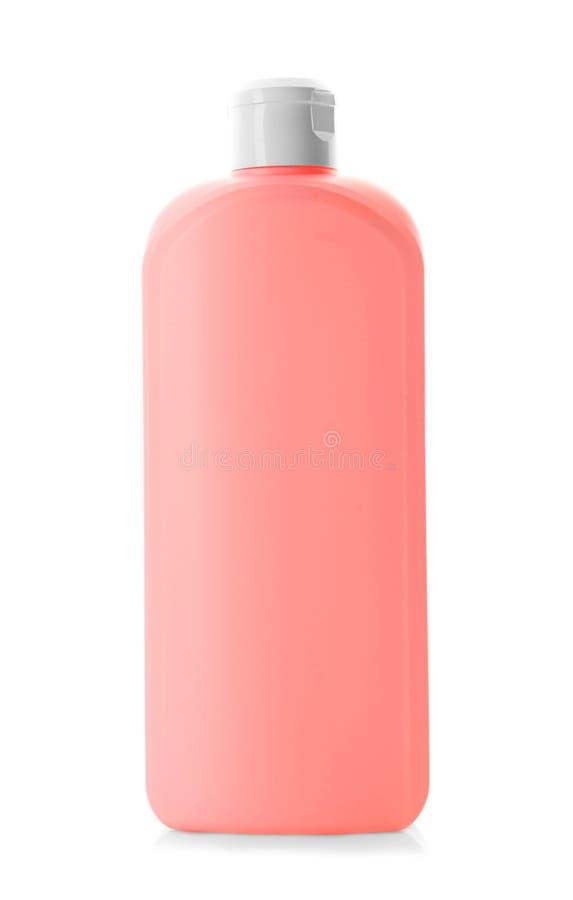 Μεγάλο μπουκάλι του σαμπουάν μωρών, στοκ φωτογραφία με δικαίωμα ελεύθερης χρήσης