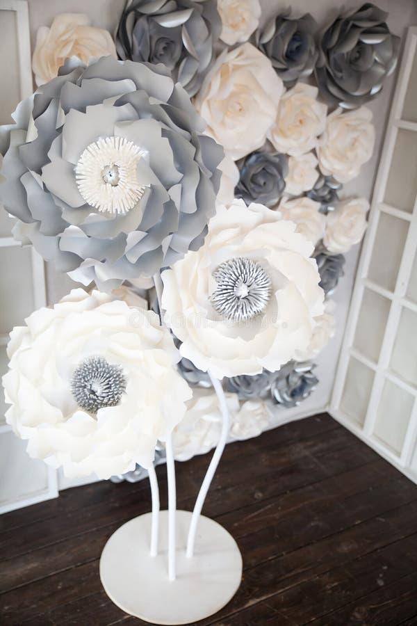 Μεγάλο ντεκόρ λουλουδιών στοκ φωτογραφία με δικαίωμα ελεύθερης χρήσης