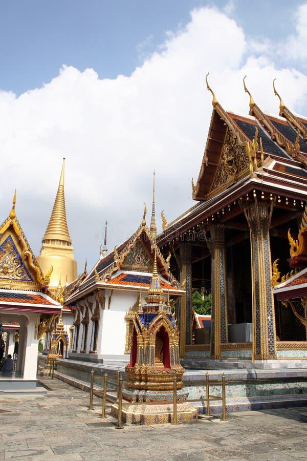 Download μεγάλο παλάτι Ταϊλάνδη στοκ εικόνα. εικόνα από εξωτερικό - 388745