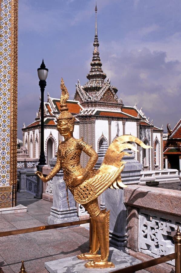 Μεγάλο παλάτι, Bankkok, Ταϊλάνδη. στοκ φωτογραφία με δικαίωμα ελεύθερης χρήσης