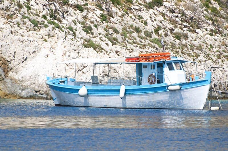Μεγάλο σκάφος αλιείας στοκ φωτογραφία με δικαίωμα ελεύθερης χρήσης