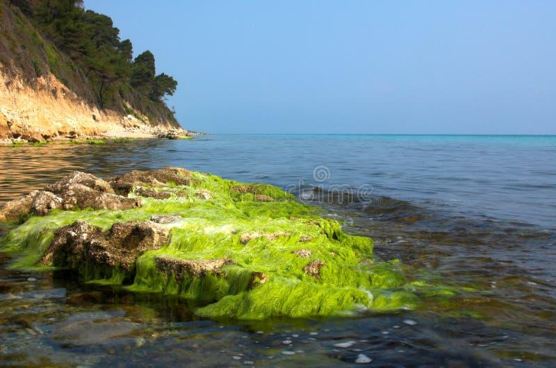 μεγάλο ύδωρ πετρών στοκ φωτογραφίες