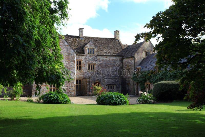 Μεγάλο gatehouse στο Dorset Αγγλία στοκ φωτογραφίες