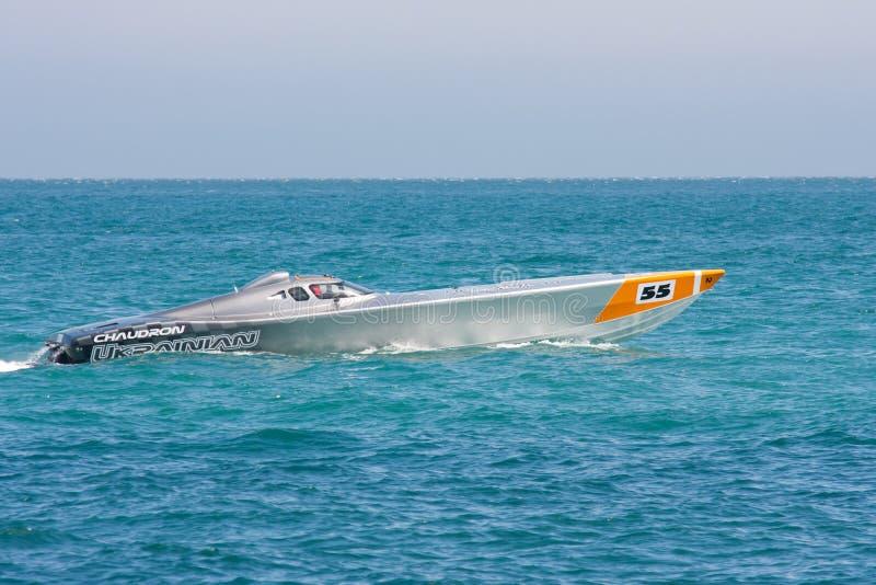 μεγάλο p1 powerboat prix yalta του 2010 στοκ εικόνες με δικαίωμα ελεύθερης χρήσης