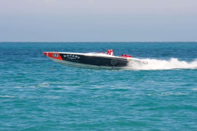 μεγάλο p1 powerboat prix yalta του 2010 στοκ φωτογραφία με δικαίωμα ελεύθερης χρήσης
