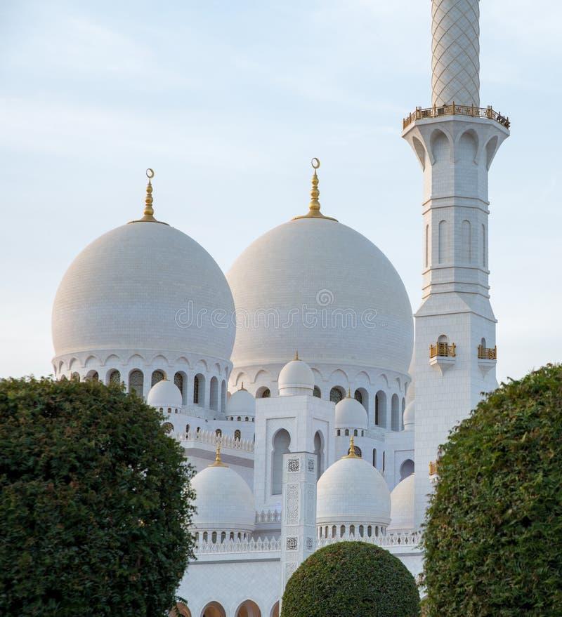 μεγάλο sheikh μουσουλμανικώ στοκ εικόνες