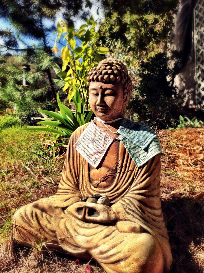 Μεγάλο Sur Βούδας στοκ εικόνα