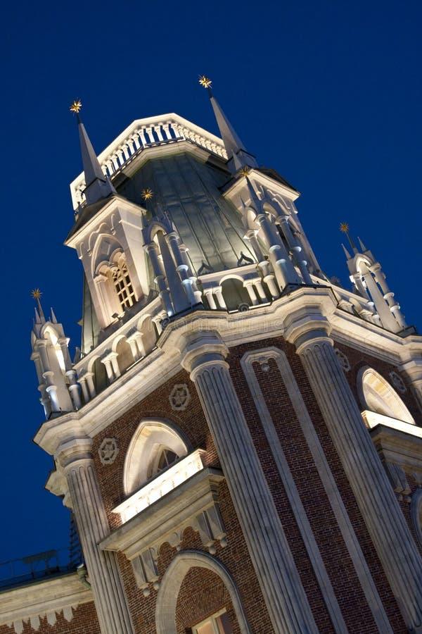 μεγάλο tsaritsyno παλατιών στοκ εικόνες