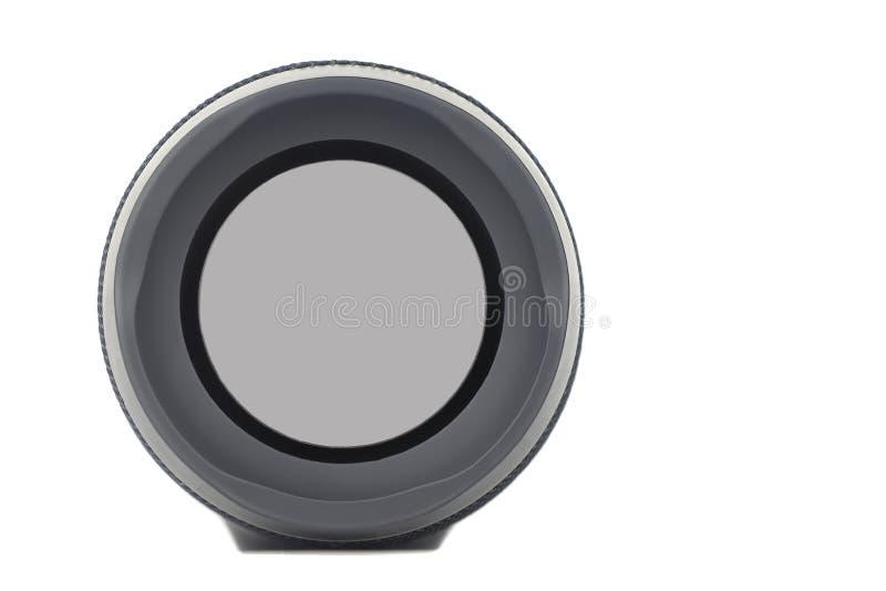 Μεγάφωνο της φορητής ακουστικής E στοκ φωτογραφία με δικαίωμα ελεύθερης χρήσης