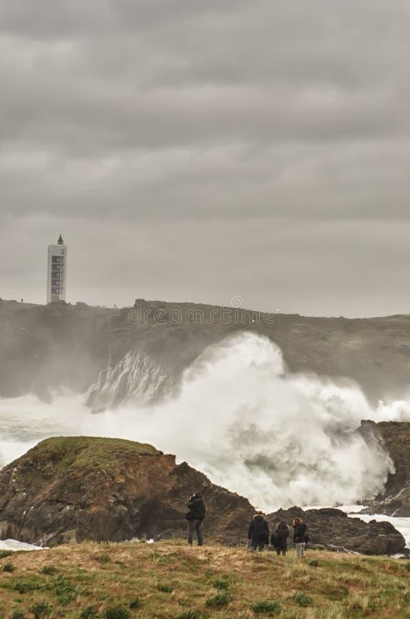 μεγάλα κύματα στοκ εικόνες με δικαίωμα ελεύθερης χρήσης