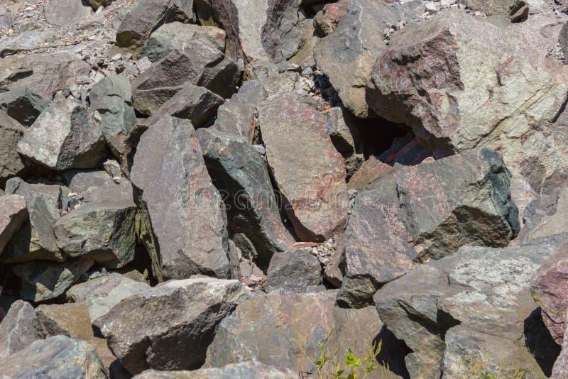 μεγάλες πέτρες στοκ φωτογραφία με δικαίωμα ελεύθερης χρήσης