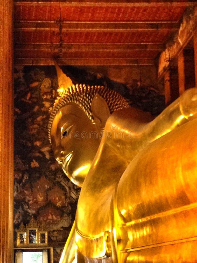 μεγάλη εικόνα του Βούδα στοκ εικόνες με δικαίωμα ελεύθερης χρήσης