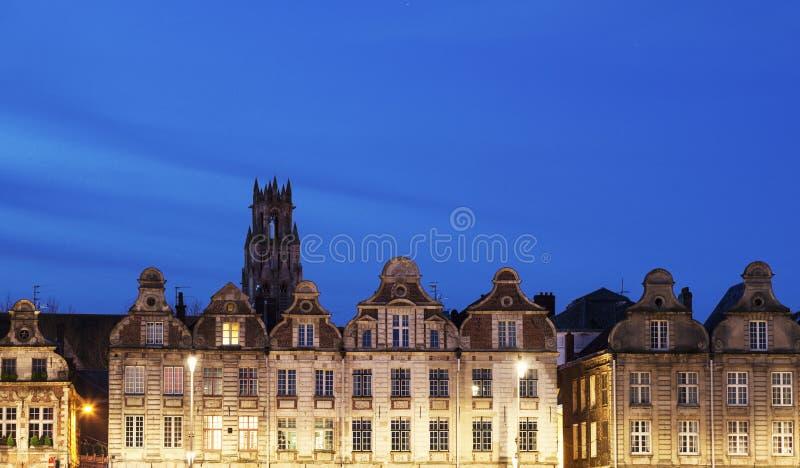 Μεγάλη θέση σε Arras στοκ φωτογραφία