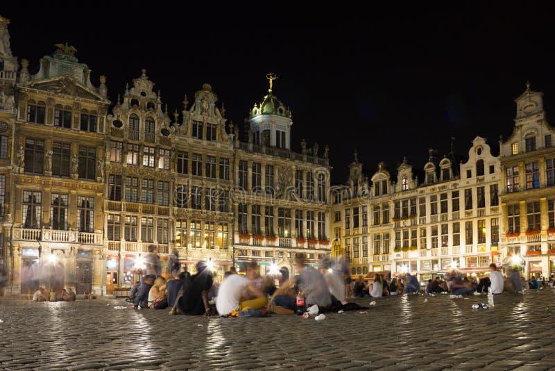 Μεγάλη θέση τη νύχτα brutus Βέλγων στοκ φωτογραφίες με δικαίωμα ελεύθερης χρήσης
