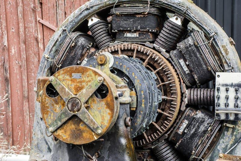 Μεγάλη μηχανή στοκ φωτογραφία με δικαίωμα ελεύθερης χρήσης