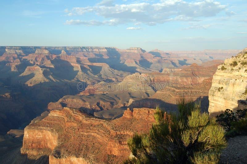 Μεγάλη φαραγγιών εθνική άποψη τοπίων ημέρας πάρκων ηλιόλουστη, Αριζόνα, ΗΠΑ στοκ φωτογραφίες με δικαίωμα ελεύθερης χρήσης